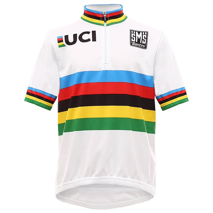 2018 Maillot enfant UCI WORLD CHAMPION