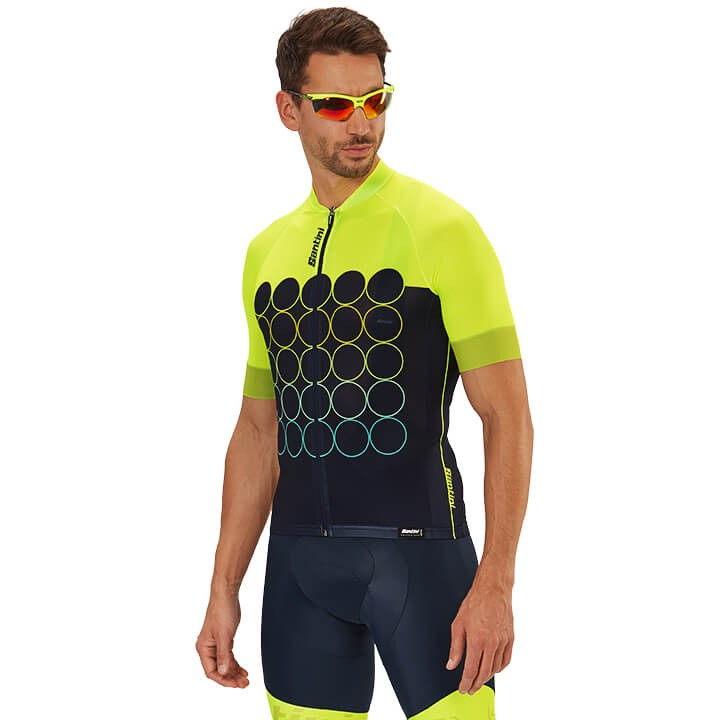Maillot manches courtes SANTINI Airform 3.0