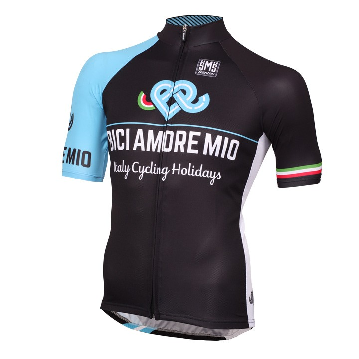 2016 Maillot manches courtes BICI AMORE MIO