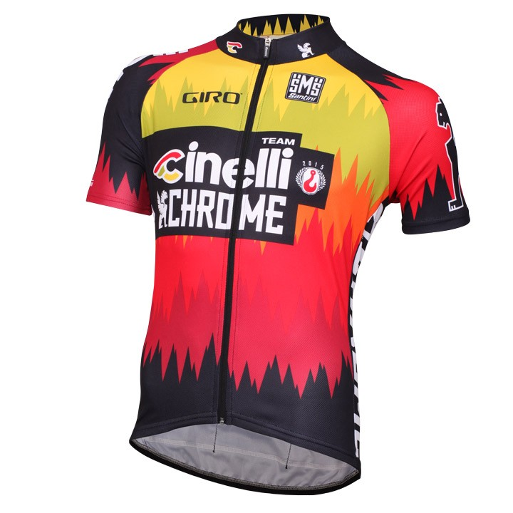 2016 Maillot manches courtes CINELLI CHROME