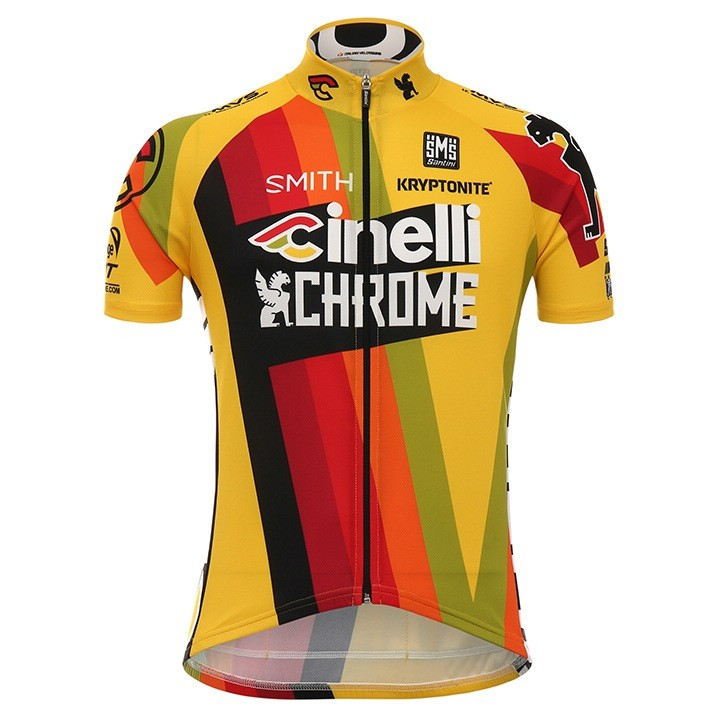 2017 Maillot manches courtes CINELLI CHROME