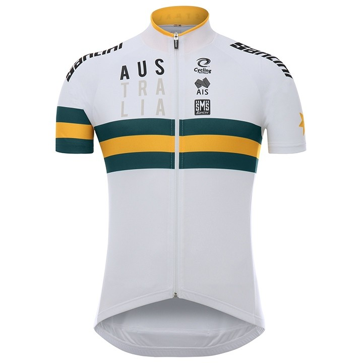 2018 Maillot manches courtes CYCLING AUSTRALIA