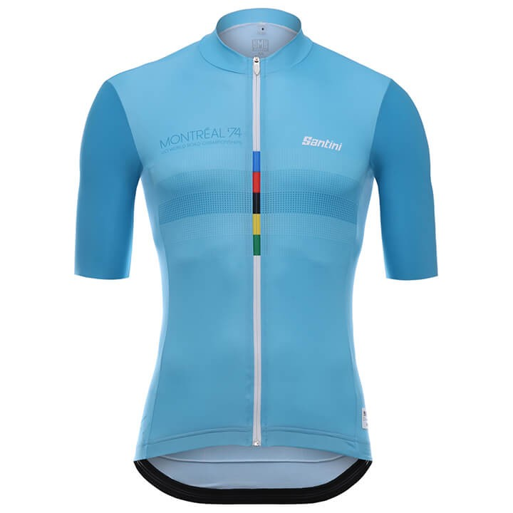 Maillot manches courtes UCI WORLD CHAMPION 1674