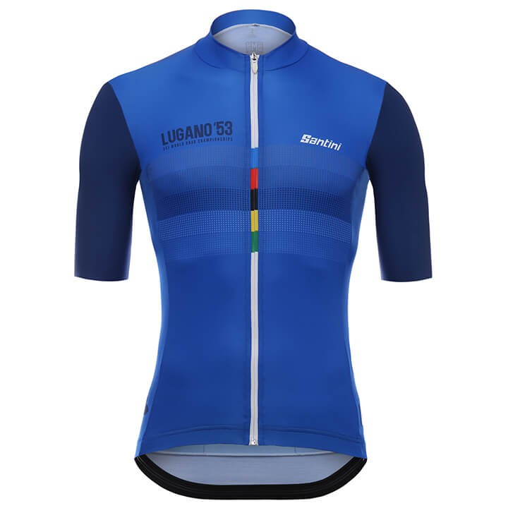Maillot manches courtes UCI WORLD CHAMPION 1953