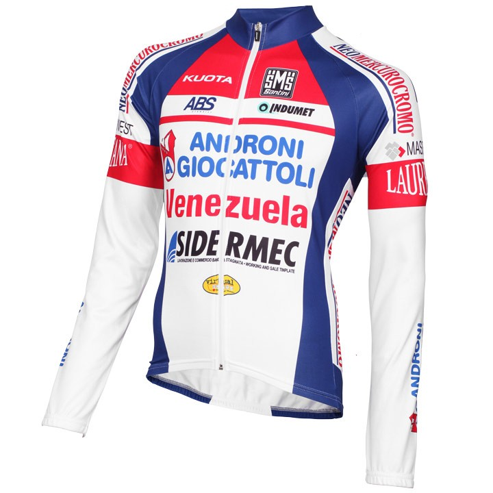 2015 Maillot manches longues ANDRONI GIOCATTOLI