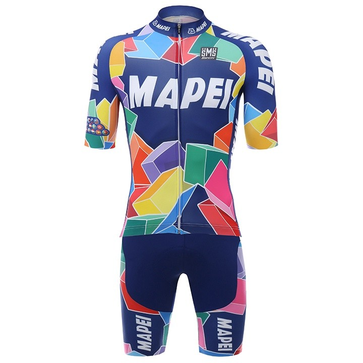 2017 Set (2 pièces) MAPEI CYCLING