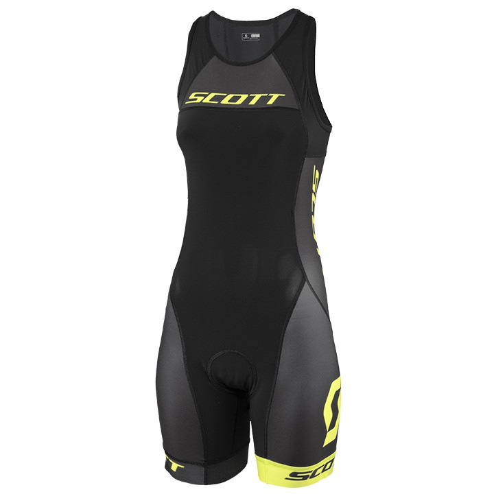 Body triathlon femme SCOTT Plasma