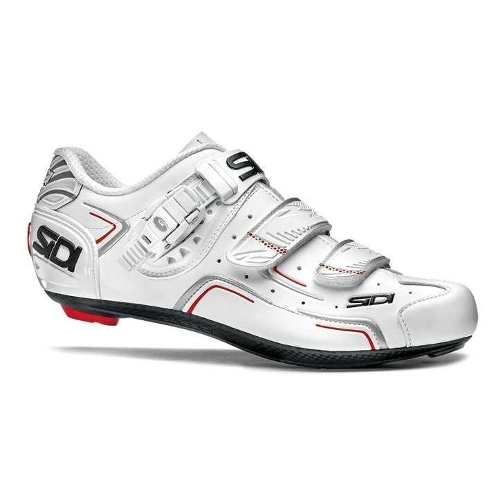 2017 Chaussures route SIDI Level blanches