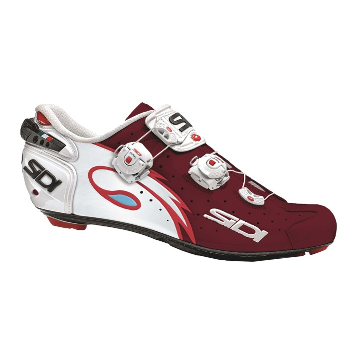 2016 Chaussures route SIDI Wire Limited Edition Katusha