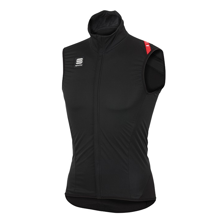 Gilet coupe-vent SPORTFUL Fiandre Light NoRain noir