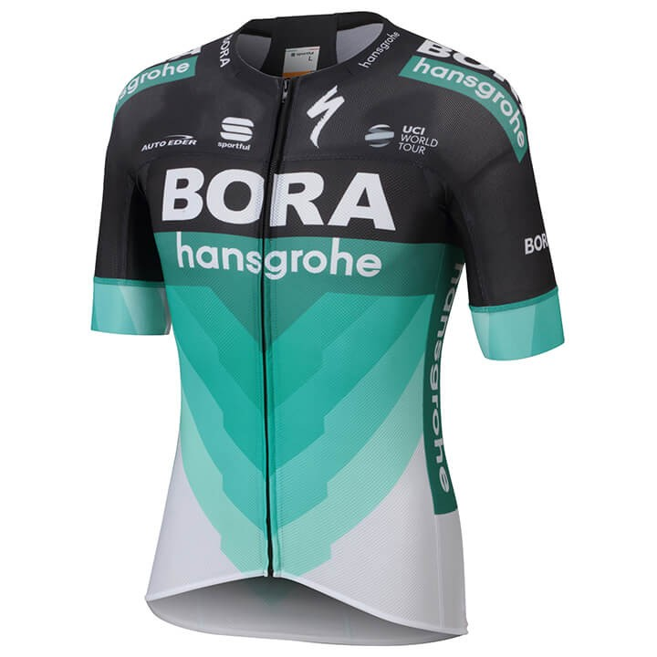 2018 Maillot manches courtes BORA- hansgrohe Pro Light