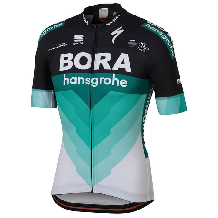 2018 Maillot manches courtes BORA- hansgrohe Team