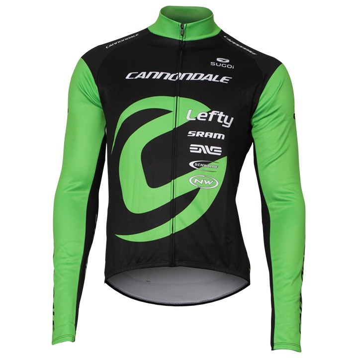 2017 Maillot manches longues CANNONDALE FACTORY RACING XC
