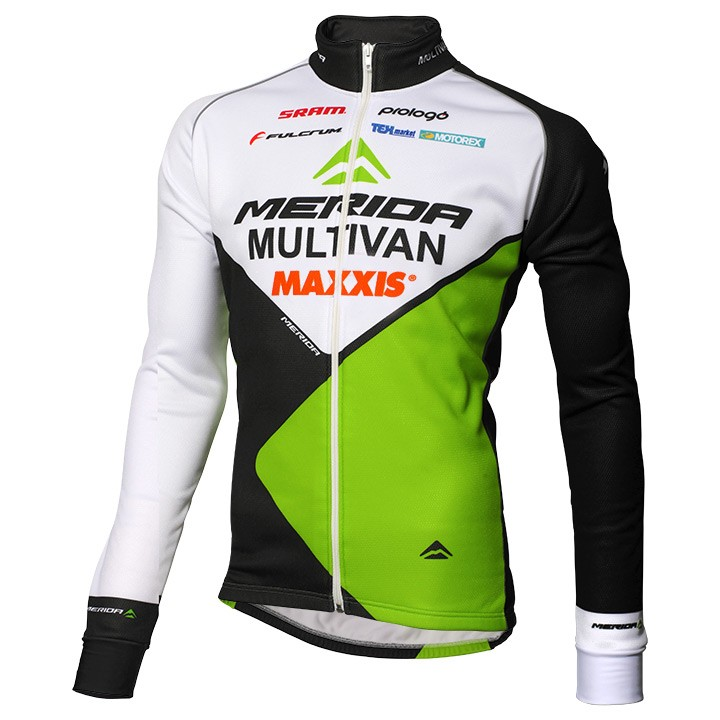 2016 Veste hiver MULTIVAN MERIDA BIKING TEAM