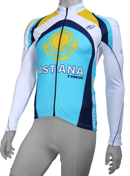 Maillot manches longues ASTANA
