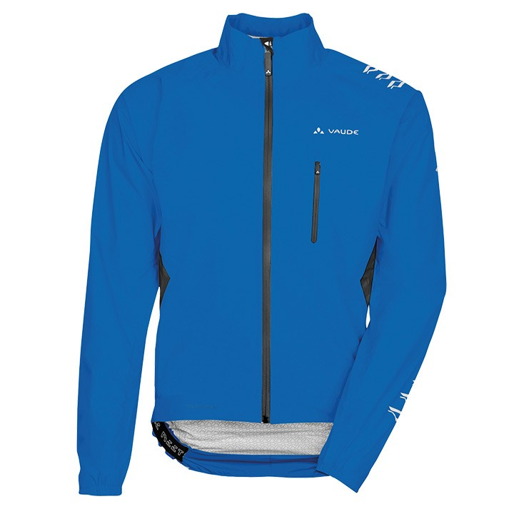 Veste imperméable VAUDE Spray IV bleue