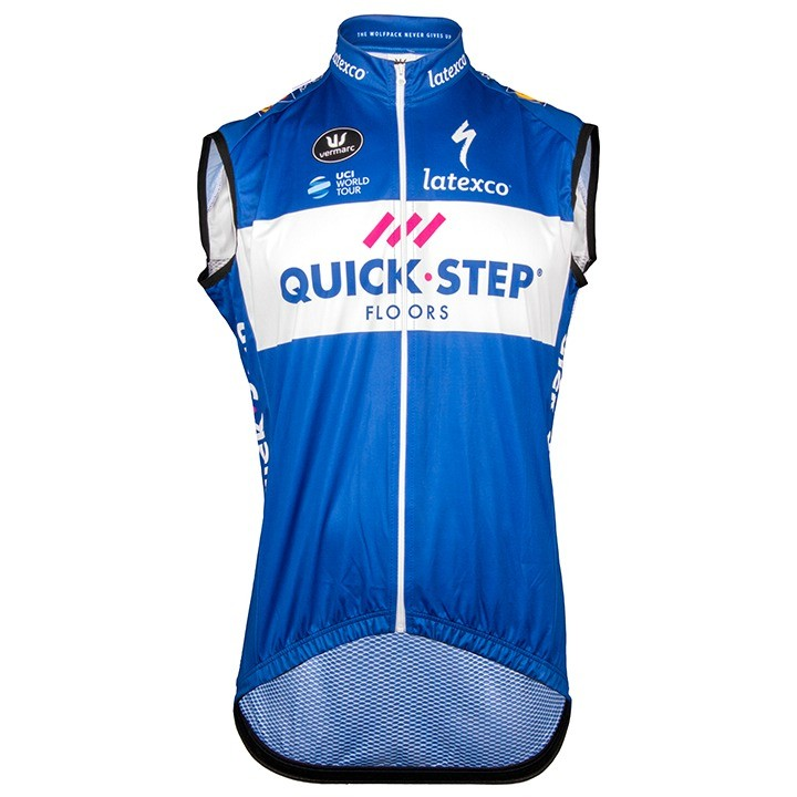 2018 Gilet coupe-vent QUICK-STEP FLOORS