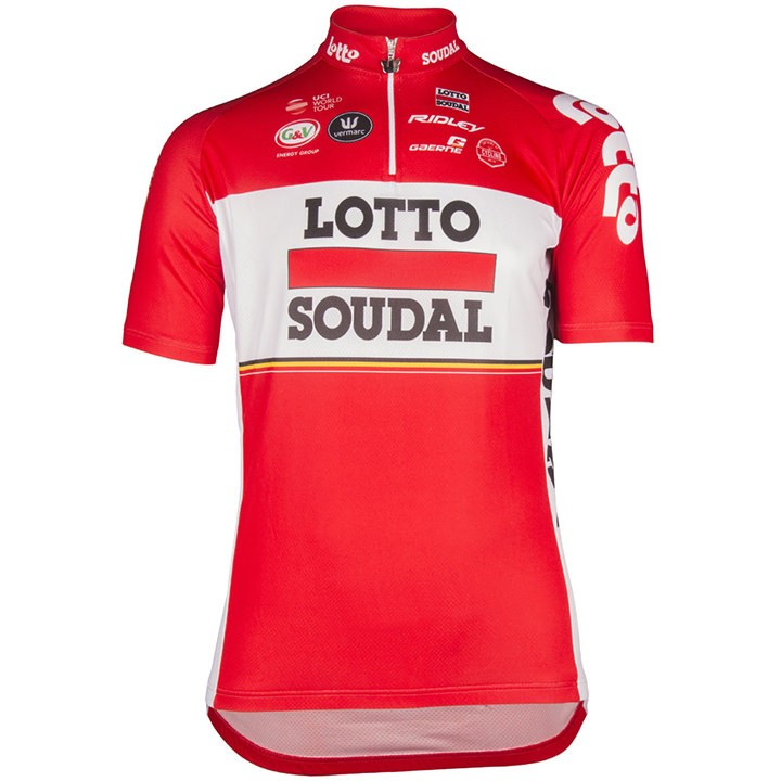 2017 Maillot enfant LOTTO SOUDAL