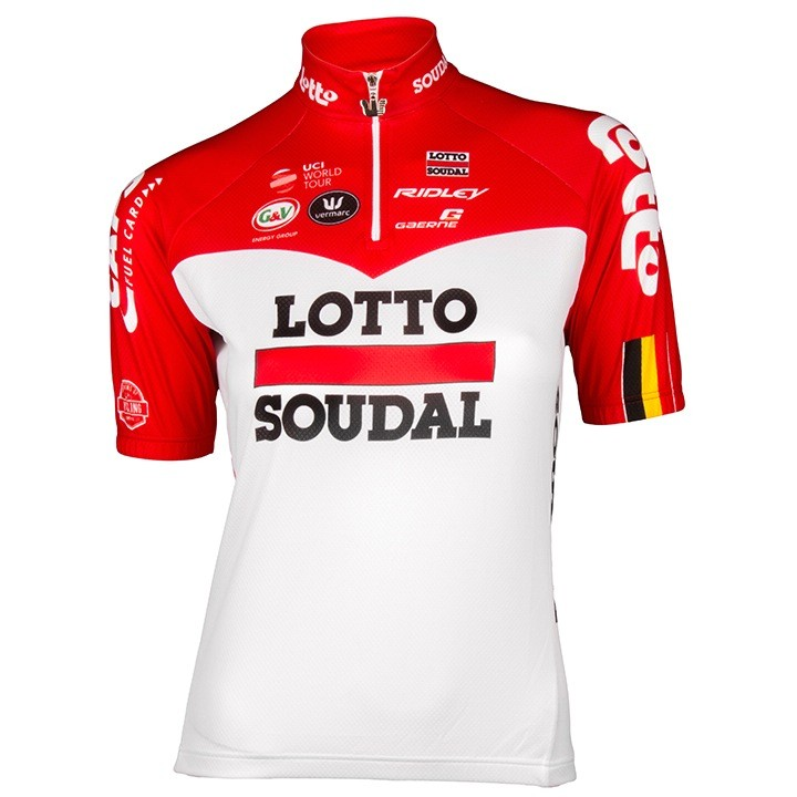 2018 Maillot enfant Lotto Soudal