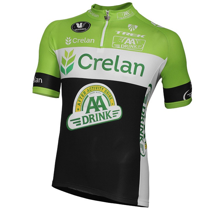 2015 Maillot manches courtes CRELAN-AA DRINK