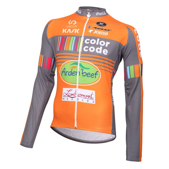 2016 Maillot manches longues COLOR-CODE AQUALITY PROTECT