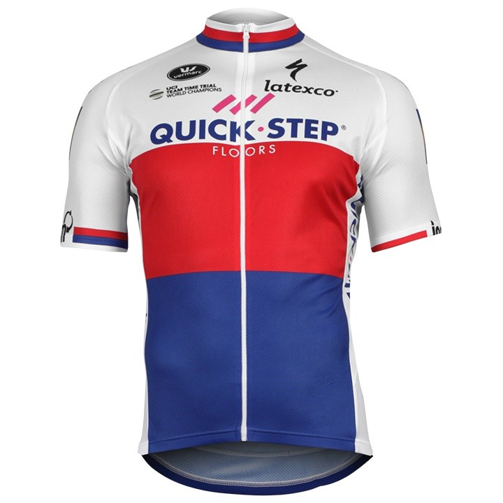 2017-2018 Set (2 pièces) QUICK-STEP FLOORS Champion tchèque