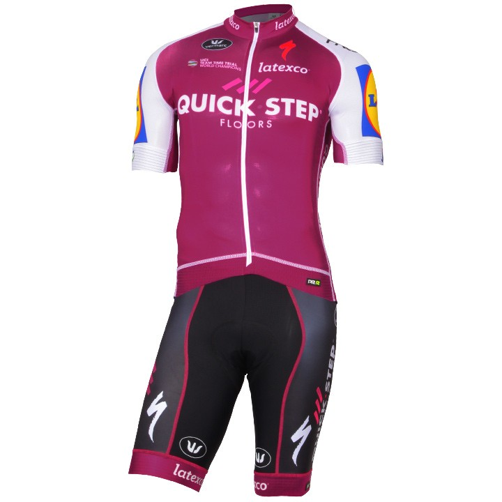 2017 Set (2 pièces) QUICK-STEP FLOORS PRR LTD Edition