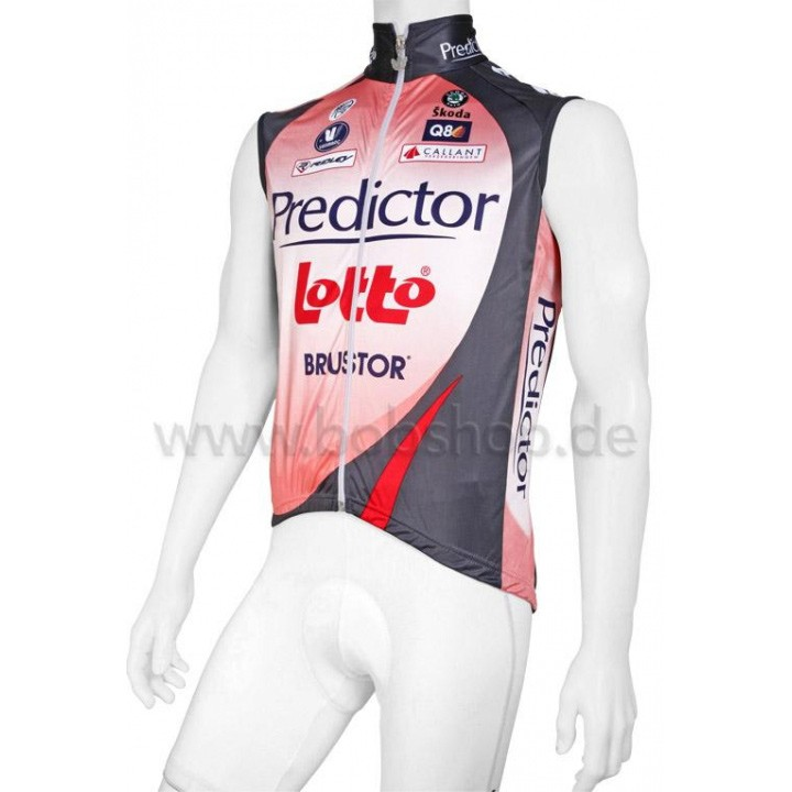 Veste PREDICTOR-LOTTO 2007 sans manches
