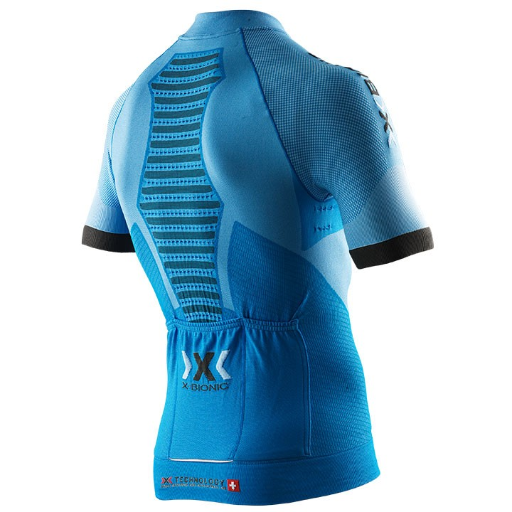 2017 Maillot manches courtes X-BIONIC Bike Race Evo