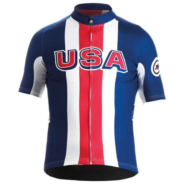 2019 Maillot manches courtes USA NATIONAL TEAM - Équipe Cycliste Professionnelle
