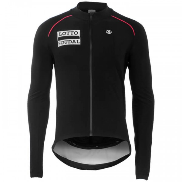 2018 Light Jacket LOTTO SOUDAL - Équipe Cycliste Professionnelle